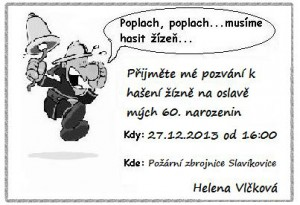 oslava 60 narozenin SDH Slavíkovice   Naše výsledky   Oslava 60. narozenin oslava 60 narozenin
